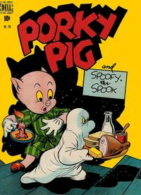 Cover Thumbnail for Four Color (Dell, 1942 series) #226 - Porky Pig and Spoofy, the Spook