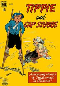Cover Thumbnail for Four Color (Dell, 1942 series) #242 - Tippie and Cap Stubbs