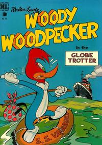 Cover Thumbnail for Four Color (Dell, 1942 series) #249 - Walter Lantz Woody Woodpecker