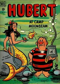 Cover Thumbnail for Four Color (Dell, 1942 series) #251 - Hubert at Camp Moonbeam