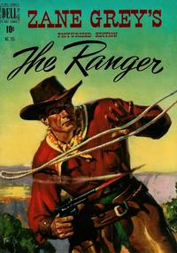 Cover Thumbnail for Four Color (Dell, 1942 series) #255 - Zane Grey's The Ranger