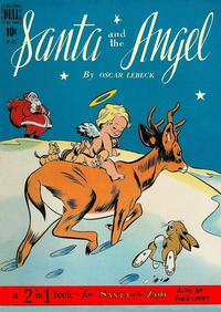 Cover Thumbnail for Four Color (Dell, 1942 series) #259 - Santa and the Angel