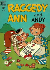 Cover Thumbnail for Four Color (Dell, 1942 series) #262 - Raggedy Ann and Andy