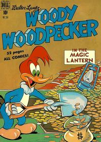 Cover Thumbnail for Four Color (Dell, 1942 series) #264 - Walter Lantz Woody Woodpecker in the Magic Lantern