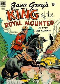 Cover Thumbnail for Four Color (Dell, 1942 series) #265 - King of the Royal Mounted