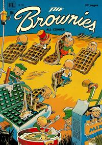 Cover Thumbnail for Four Color (Dell, 1942 series) #293 - The Brownies