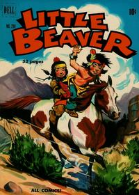 Cover Thumbnail for Four Color (Dell, 1942 series) #294 - Little Beaver
