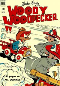 Cover Thumbnail for Four Color (Dell, 1942 series) #305 - Walter Lantz Woody Woodpecker