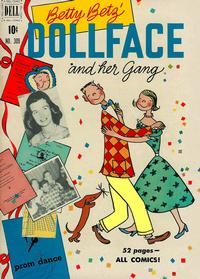 Cover Thumbnail for Four Color (Dell, 1942 series) #309 - Betty Betz Dollface and Her Gang