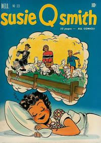 Cover Thumbnail for Four Color (Dell, 1942 series) #323 - Susie Q. Smith