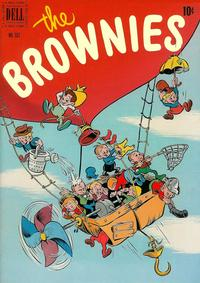 Cover Thumbnail for Four Color (Dell, 1942 series) #337 - The Brownies