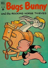 Cover Thumbnail for Four Color (Dell, 1942 series) #338 - Bugs Bunny and the Rocking Horse Thieves