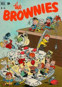 Cover Thumbnail for Four Color (Dell, 1942 series) #365 - The Brownies