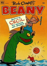 Cover Thumbnail for Four Color (Dell, 1942 series) #368 - Bob Clampett's Beany