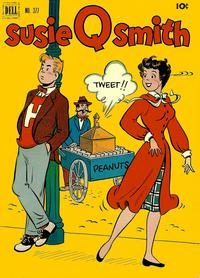 Cover Thumbnail for Four Color (Dell, 1942 series) #377 - Susie Q. Smith