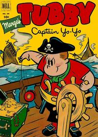 Cover Thumbnail for Four Color (Dell, 1942 series) #381 - Marge's Tubby, Captain Yo-Yo