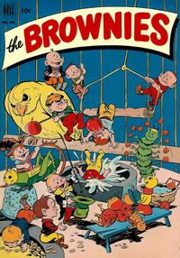 Cover Thumbnail for Four Color (Dell, 1942 series) #398 - The Brownies