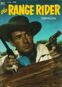 Cover Thumbnail for Four Color (Dell, 1942 series) #404 - The Range Rider