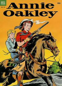 Cover Thumbnail for Four Color (Dell, 1942 series) #438 - Annie Oakley