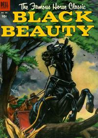 Cover Thumbnail for Four Color (Dell, 1942 series) #440 - The Famous Horse Classic, Black Beauty