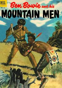 Cover Thumbnail for Four Color (Dell, 1942 series) #443 - Ben Bowie and his Mountain Men