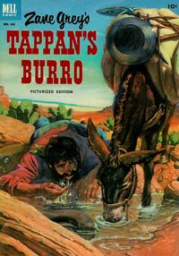 Cover Thumbnail for Four Color (Dell, 1942 series) #449 - Zane Grey's Tappan's Burro