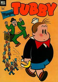 Cover Thumbnail for Four Color (Dell, 1942 series) #461 - Marge's Tubby
