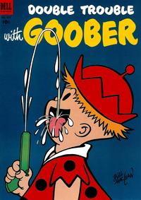 Cover Thumbnail for Four Color (Dell, 1942 series) #471 - Double Trouble with Goober