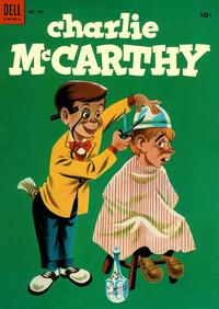 Cover Thumbnail for Four Color (Dell, 1942 series) #478 - Charlie McCarthy