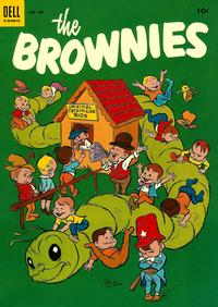 Cover Thumbnail for Four Color (Dell, 1942 series) #482 - The Brownies