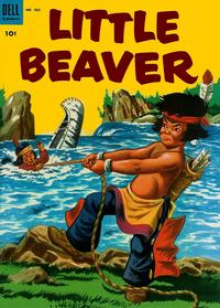Cover for Four Color (Dell, 1942 series) #483 - Little Beaver