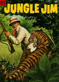 Cover Thumbnail for Four Color (Dell, 1942 series) #490 - Jungle Jim