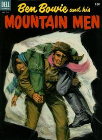 Cover Thumbnail for Four Color (Dell, 1942 series) #513 - Ben Bowie and His Mountain Men