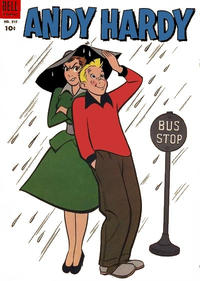 Cover Thumbnail for Four Color (Dell, 1942 series) #515 - Andy Hardy