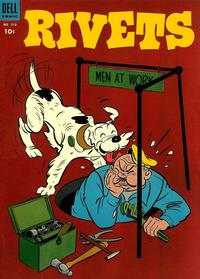 Cover Thumbnail for Four Color (Dell, 1942 series) #518 - Rivets
