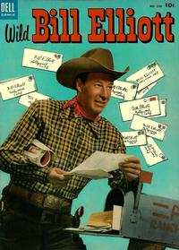 Cover Thumbnail for Four Color (Dell, 1942 series) #520 - Wild Bill Elliott