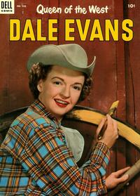 Cover Thumbnail for Four Color (Dell, 1942 series) #528 - Queen of the West Dale Evans