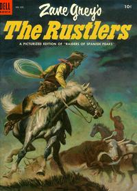 Cover Thumbnail for Four Color (Dell, 1942 series) #532 - Zane Grey's The Rustlers
