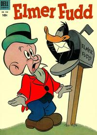Cover Thumbnail for Four Color (Dell, 1942 series) #558 - Elmer Fudd