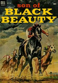 Cover for Four Color (Dell, 1942 series) #566 - Son of Black Beauty