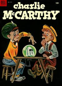 Cover Thumbnail for Four Color (Dell, 1942 series) #571 - Charlie McCarthy