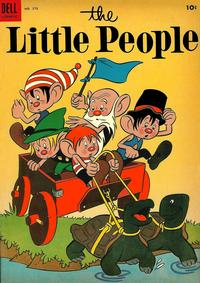 Cover Thumbnail for Four Color (Dell, 1942 series) #573 - The Little People