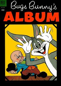 Cover Thumbnail for Four Color (Dell, 1942 series) #585 - Bugs Bunny's Album