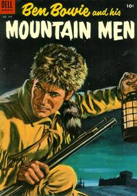 Cover Thumbnail for Four Color (Dell, 1942 series) #599 - Ben Bowie and His Mountain Men