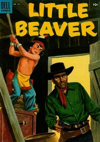 Cover Thumbnail for Four Color (Dell, 1942 series) #612 - Little Beaver