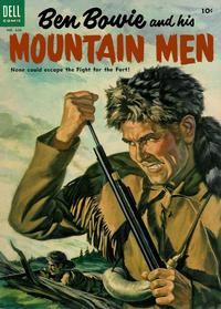 Cover Thumbnail for Four Color (Dell, 1942 series) #626 - Ben Bowie and His Mountain Men