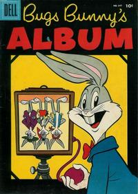 Cover for Four Color (Dell, 1942 series) #647 - Bugs Bunny's Album