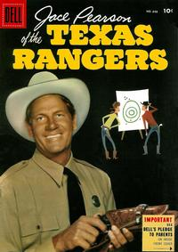 Cover Thumbnail for Four Color (Dell, 1942 series) #648 - Jace Pearson of the Texas Rangers