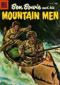 Cover Thumbnail for Four Color (Dell, 1942 series) #657 - Ben Bowie and his Mountain Men