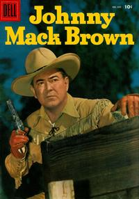 Cover Thumbnail for Four Color (Dell, 1942 series) #685 - Johnny Mack Brown